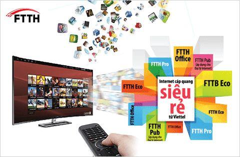 Danh sách kênh truyền hình